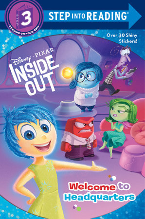 Welcome to Headquarters (Disney/Pixar Inside Out) by RH Disney