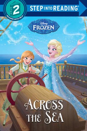 Across the Sea (Disney Frozen) by Ruth Homberg