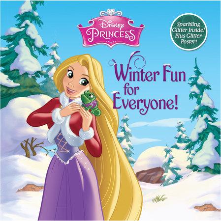 Winter Fun for Everyone! (Disney Princess) by Irene Trimble
