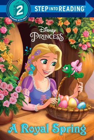 A Royal Spring (Disney Princess) by Kristen L. Depken