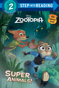 Super Animals! (Disney Zootopia)