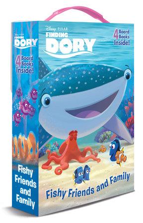 Finding Dory Friendship Box (Disney/Pixar Finding Dory) by Andrea Posner-Sanchez