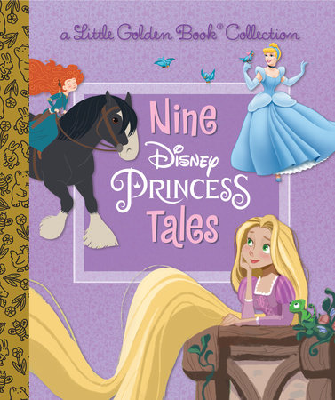 Nine Disney Princess Tales (Disney Princess) by RH Disney