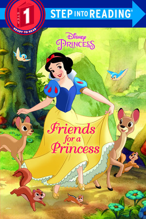 Friends for a Princess (Disney Princess) by Melissa Lagonegro