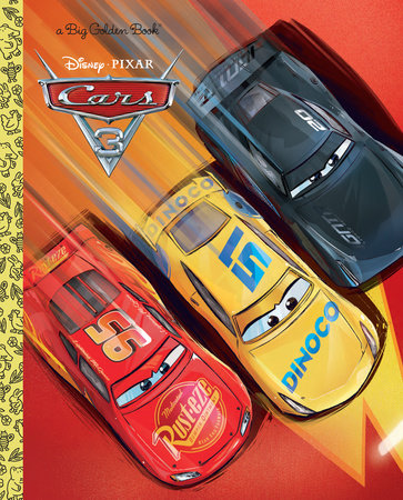 Cars 3 Big Golden Book (Disney/Pixar Cars 3) by RH Disney