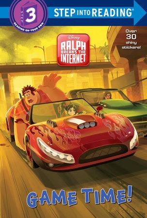 Game Time! (Disney Wreck-It Ralph 2) by RH Disney