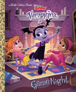 Game Night (Disney Junior Vampirina)