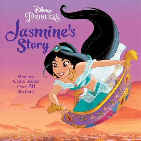Jasmine's Story (Disney Aladdin) by Melissa Lagonegro