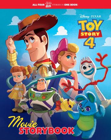 Toy Story 4 Movie Storybook (Disney/Pixar Toy Story 4) by