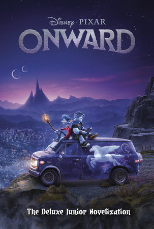 Onward: The Deluxe Junior Novelization (Disney/Pixar Onward)