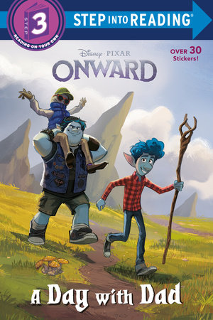 A Day with Dad (Disney/Pixar Onward) by RH Disney