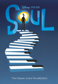 Soul: The Deluxe Junior Novelization (Disney/Pixar Soul)