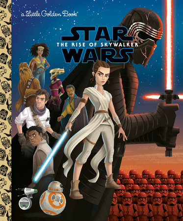 The Rise of Skywalker (Star Wars) by Golden Books