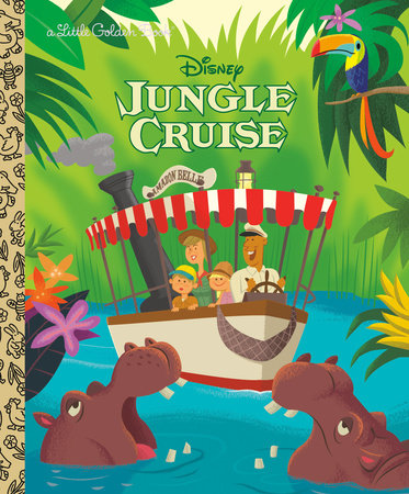 Jungle Cruise (Disney Classic) by Brooke Vitale