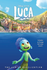 Disney/Pixar Luca: The Junior Novelization (Disney/Pixar Luca))