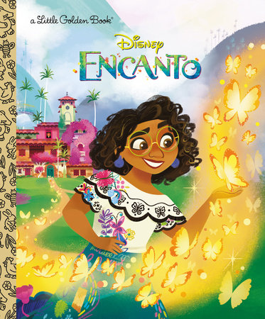 Disney Encanto Little Golden Book (Disney Encanto by