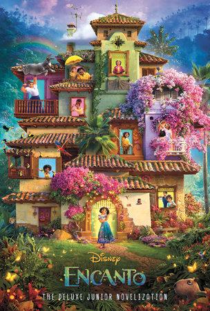 Disney Encanto: The Deluxe Junior Novelization (Disney Encanto) by RH Disney