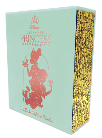 Ultimate Princess Boxed Set of 12 Little Golden Books (Disney Princess)
