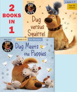 Dug Meets the Puppies/Dug Versus Squirrel (Disney/Pixar Dug Days)