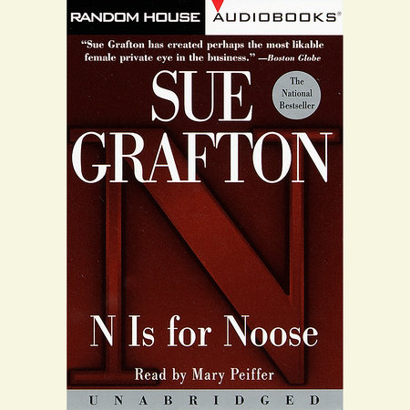 N Is For Noose by Sue Grafton