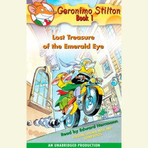 Geronimo Stilton Book 1: Lost Treasure of the Emerald Eye