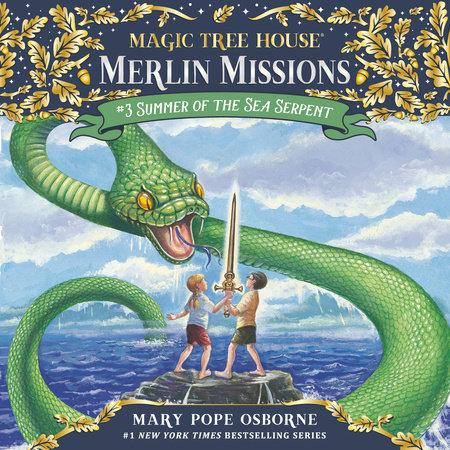 Summer Of The Sea Serpent By Mary Pope Osborne 9780375864919 Penguinrandomhouse Com Books