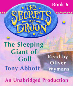 The Secrets of Droon #6: The Sleeping Giant of Goll