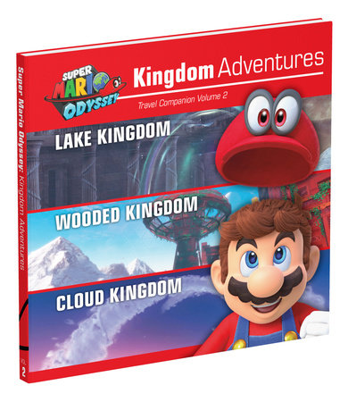 Super Mario Odyssey: Kingdom Adventures, Vol. 2 by Doug Walsh