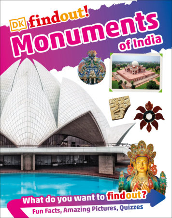 DKfindout! Monuments of India by DK