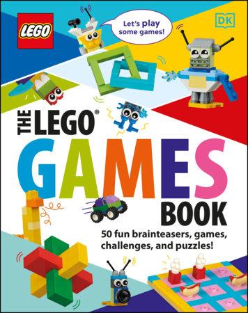 The LEGO Games Book by Tori Kosara