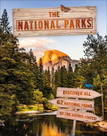 The National Parks by DK