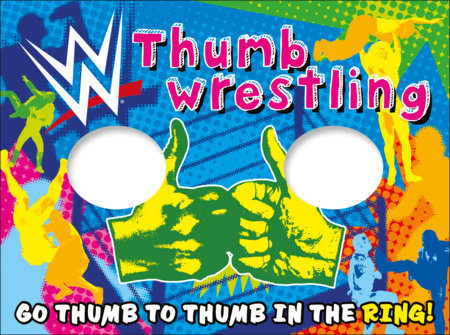 WWE Thumb Wrestling by Julia March