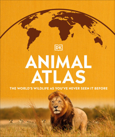 Animal Atlas by DK