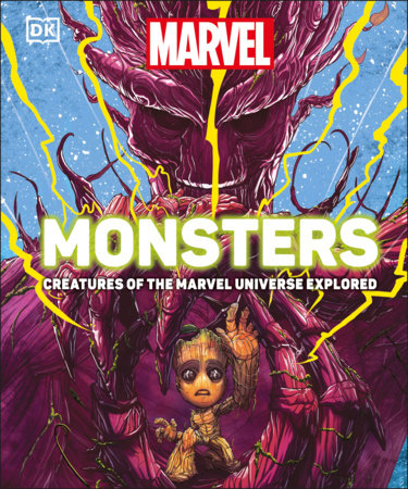 Marvel Monsters by Kelly Knox