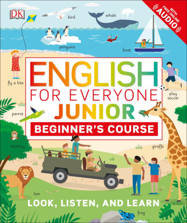 English for Everyone Junior: Beginner's Course by DK