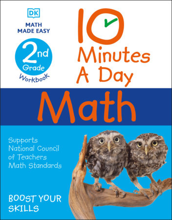 10 Minutes a Day Math, 2nd Grade by DK