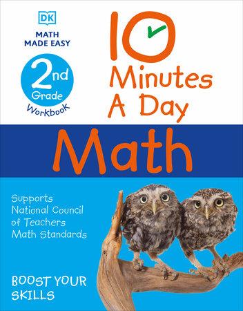 10 Minutes a Day Math, 2nd Grade