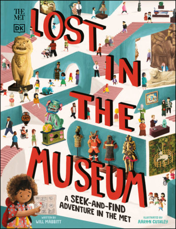 The Met Lost in the Museum by Will Mabbitt