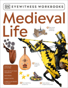 Eyewitness Workbooks Medieval Life
