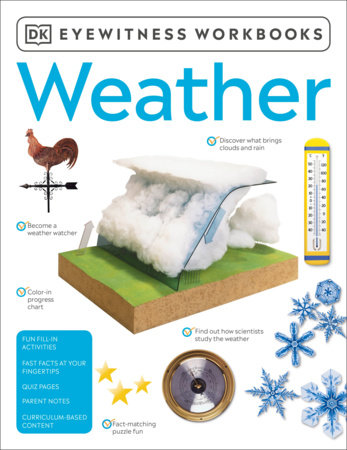 Eyewitness Workbooks Weather by DK