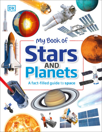 My Book of Stars and Planets by Brendan Kearney