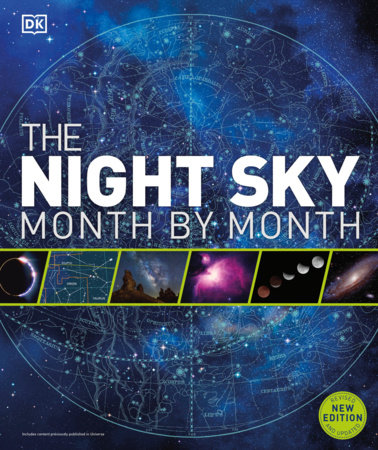 The Night Sky Month by Month by DK