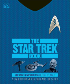 The Star Trek Book New Edition