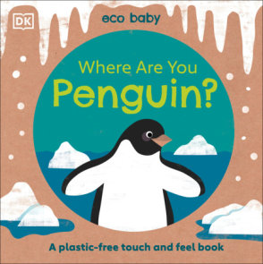 Eco Baby Where Are You Penguin?