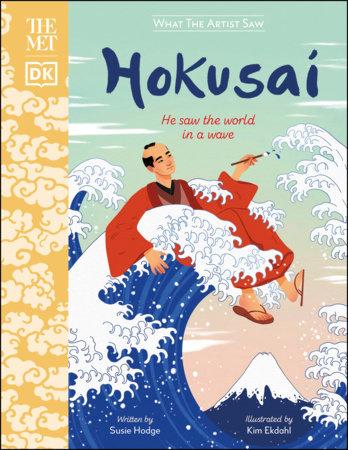 The Met Hokusai by Susie Hodge