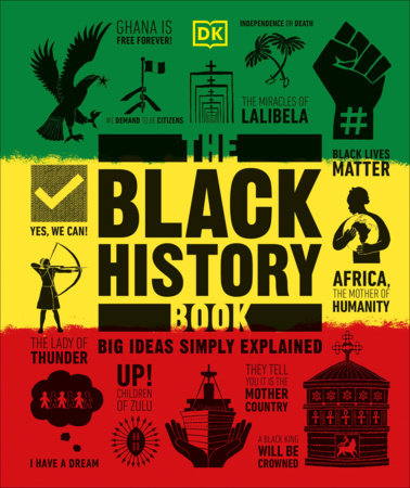 The Black History Book by DK