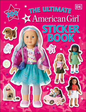 American Girl Ultimate Sticker Book by DK