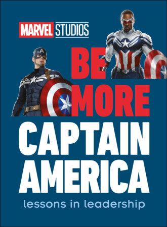 Marvel Studios Be More Captain America by DK