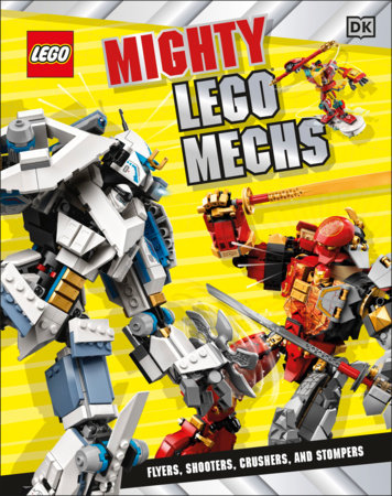 Mighty LEGO Mechs by DK