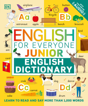 English for Everyone Junior English Dictionary by DK